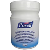 Image of Purell Antimicrobial Wipes Canister - 270 Wipes