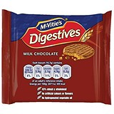 McVities Milk Chocolate Digestives - 48 Twin Packs