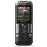 Image of Philips DVT 2510 Digital Recorder Hands-free 8GB Colour Display Ref DVT2510