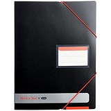 Image of Black n' Red Display Book - Opaque