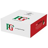 Image of PG Tips Tea String and Tag Bags - Pack of 100