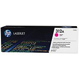 Image of HP 312A Magenta Laser Toner Cartridge