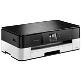 Image of Brother DCP-J4120DW Colour Inkjet Multifunction Printer Duplex Wi-Fi 20ppm A3 Ref DCPJ4120DWZU1