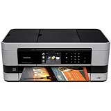 Image of Brother MFC-J4620DW Colour Inkjet Multifunction Printer Duplex Wi-Fi 20ppm A3 Ref MFCJ4620DWZU1