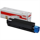 Oki MB461/471/491 Black Laser Toner Cartridge