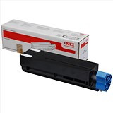 Image of Oki MB451/MB451w Black Laser Toner Cartridge