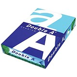 Image of Double A A4 Premium Multifunctional Copier Paper / White / 100gsm / Ream (500 Sheets)