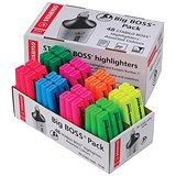 Stabilo Boss Highlighters / 8 Assorted Colours / Pack of 48