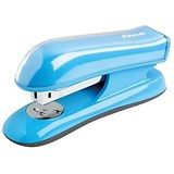 Image of Rexel JOY Half Strip Stapler / Capacity: 20 Sheets / Blissful Blue