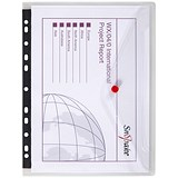 Image of Snopake A4 PolyFiles Ring Binder Wallets - Pack of 5