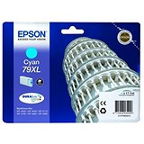 Image of Epson 79XL Cyan Inkjet Cartridge