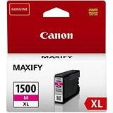 Image of Canon PGI-1500XL High Yield Magenta Inkjet Cartridge