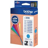 Brother LC223C Cyan Inkjet Cartridge