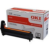 Image of Oki 44315108 Black Imaging Drum Unit