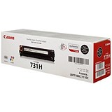 Image of Canon 731H High Yield Black Laser Toner Cartridge
