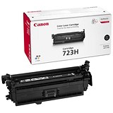 Image of Canon 732 Black Laser Toner Cartridge