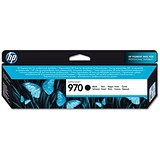 Image of HP 970 Black Ink Cartridge
