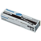 Image of Panasonic KX-FAT411X Black Laser Toner Cartridge