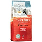 Image of Taylors of Harrogate Espresso Coffee Ground - 227g