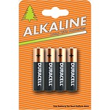 Image of Duracell Alkaline Battery / AAA / Pack of 4