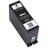 Image of Dell Series 33 Extra High Yield Black Inkjet Cartridge