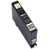 Image of Dell Series 33 High Yield Yellow Inkjet Cartridge
