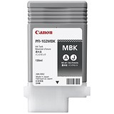 Image of Canon PFI-102MBK Matte Black Ink Tank