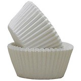 Image of Caterpack White Baking Cases - Pack of 100
