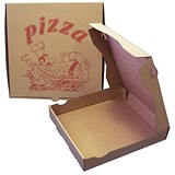Image of Caterpack Pizza Boxes / 12inch / Pack of 50