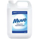 Image of Muvo Dishwasher Cleaning Liquid - 5 Litres