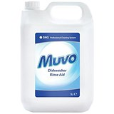 Image of Muvo Dishwasher Rinse Aid - 5 Litres