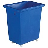 Image of Skip Bottle / W580xD410xH700mm / Royal Blue