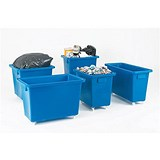 Image of Skip Bottle / W625xD570xH570mm / Royal Blue