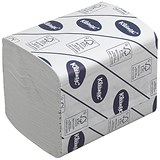 Kleenex Bulk Pack Toilet Tissue / 2-Ply / White / 27 Sleeves of 260 Sheets