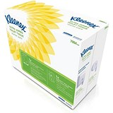 Image of Kleenex Ultra Jumbo Roll Starter Pack / Single Ply / White