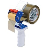 Image of Carton Sealer with Brake - Blue