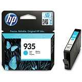 Image of HP 935 Cyan Ink Cartridge