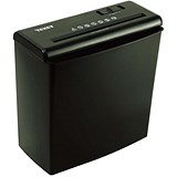Image of Texet Personal Strip Cut Shredder - 6.5mm