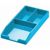 Image of Avery ColorStak Bits & Bobs Tray - Blue