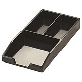Image of Avery ColorStak Bits & Bobs Tray - Black