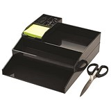 Avery ColorStak Office Desk Set - Black