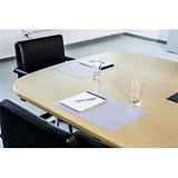 Image of Durable Duraglas Deskmat / Transparent / 42 x 30cm