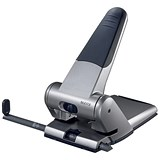 Leitz Heavy-duty Hole Punch / Silver / Punch capacity: 65 Sheets