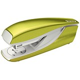 Image of Leitz NeXXt WOW Stapler / 3mm / 30 Sheet Capacity / Green