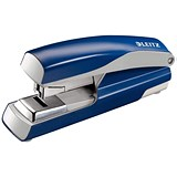 Image of Leitz NeXXt Stapler / 4mm / Flat Clinch / Blue