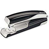 Image of Leitz NeXXt Stapler / 4mm / 40 Sheet Capacity / Black