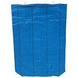Image of Sack Holder Mail Sack - Blue
