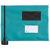 Image of A3 Flat Mailing Pouch / 355 x 470mm / Green