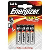Energizer Max AAA/E92 Batteries - Pack of 8