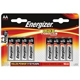 Image of Energizer Max AA/E91 Batteries - Pack of 8